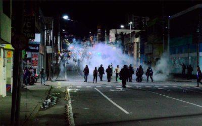 Policía incautará cascos y escudos en manifestaciones