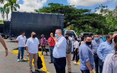 Alcalde de Armenia en diálogos con líderes camioneros del paro con miras a abastecer la ciudad