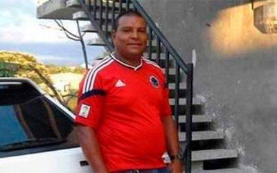 Asesinato en una esquina del parque de Quimbaya. Fue el segundo homicidio en menos de 2 días en el municipio
