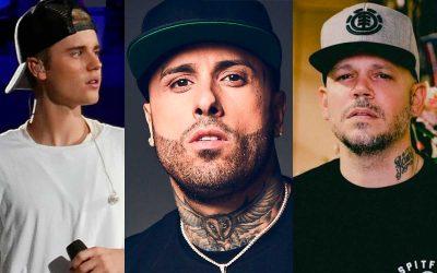 Bieber, Nicky Jam, Residente y otros artistas internacionales se pronuncian por la situación en Colombia