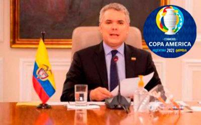 Duque insiste en hacer Copa América en Colombia pero Conmebol ya tendría sede de reemplazo
