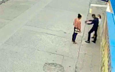 En video: robaron a monja en La Tebaida. Ojo a esta modalidad
