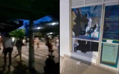 Denuncian que concejala del Centro Democrático incitó a vándalos contra Alcaldía de La Tebaida