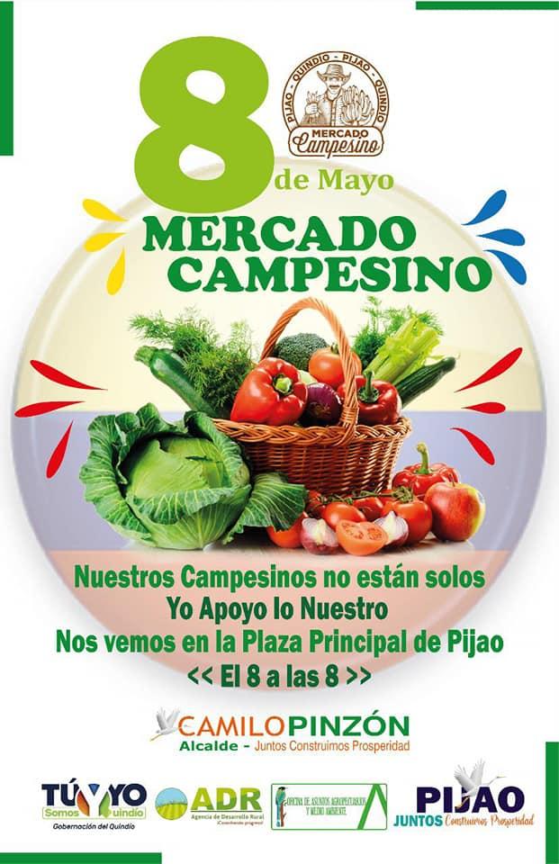 Mercado Campesino Pijao