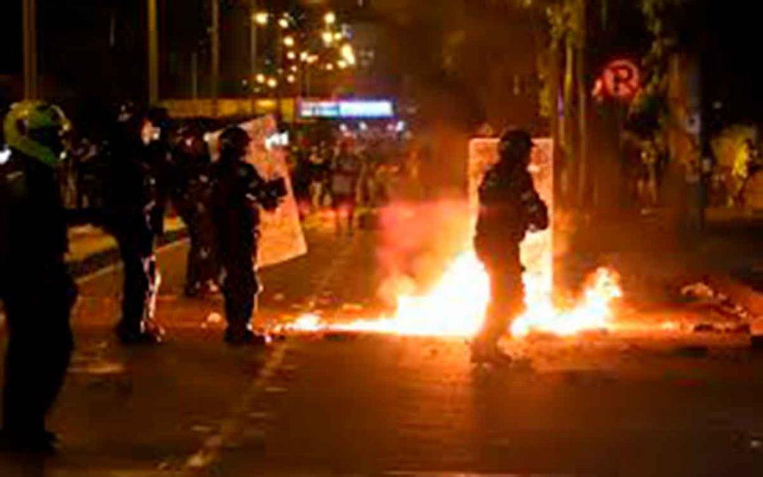 Denuncian que Internet se interrumpió en Cali durante manifestaciones
