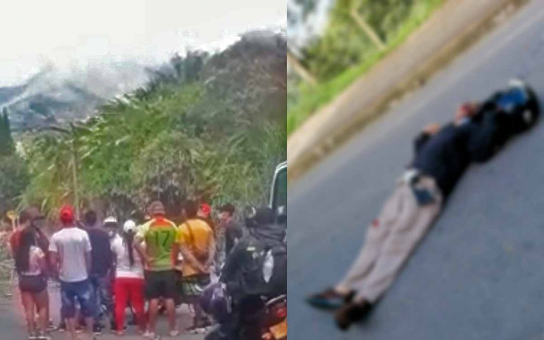 Sujeto mató manifestante Barragán linchó
