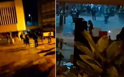 Universidad del Quindío no sufrió daños ni saqueos durante protesta del 4 de mayo
