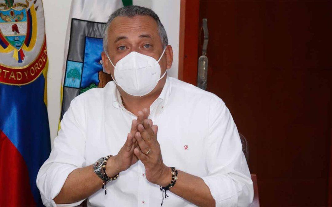 Alcalde de Armenia obras de valorización recuperar confianza