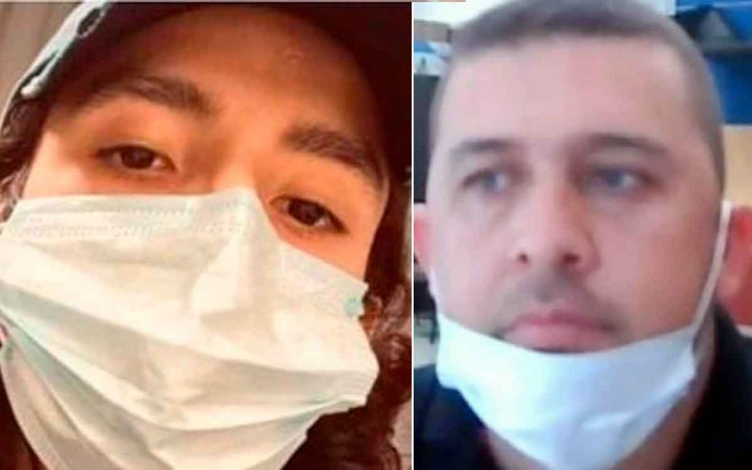 Cárcel para policía acusado de asesinar a Santiago Murillo en medio de protestas