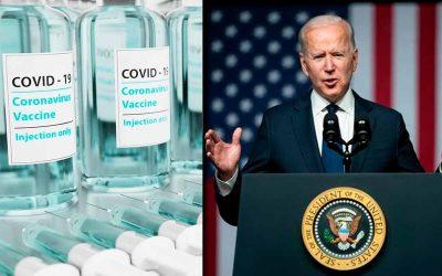 Colombia no está entre los 92 países a los que USA les regalará vacunas Covid
