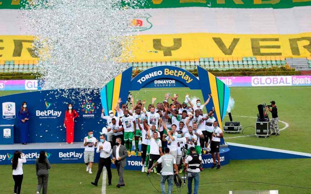 Deportes Quindío Campeón del Torneo de la B. El milagroso quedó a 1 punto del ascenso