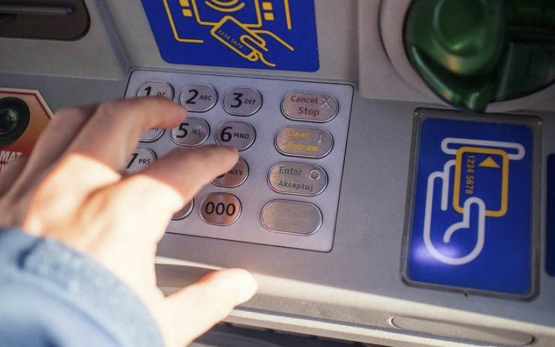 Habrá nuevas reglas para el retiro de dinero en cajeros automáticos