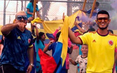 'Somos 12', la canción de Sebas y Diclama para la selección Colombia en esta Copa América