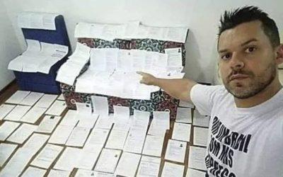 Encontró 62 hojas de vida en la basura, las mandó a empresas y contrataron a las personas
