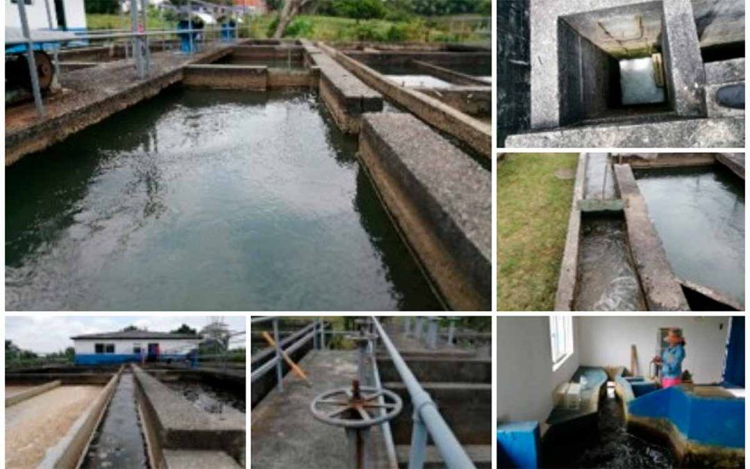 optimización Montenegro Planta de Tratamiento de Agua Potable