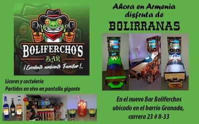 Boliferchos Bar en Armenia