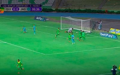 Deportes Quindío obtuvo su primer triunfo en la A y contra un rival directo