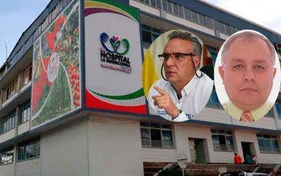 Gobernador pidió renuncia del gerente del hospital La Misericordia de Calarcá