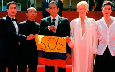 'Memoria', la película colombiana grabada en Pijao, ganó premio del jurado en Cannes