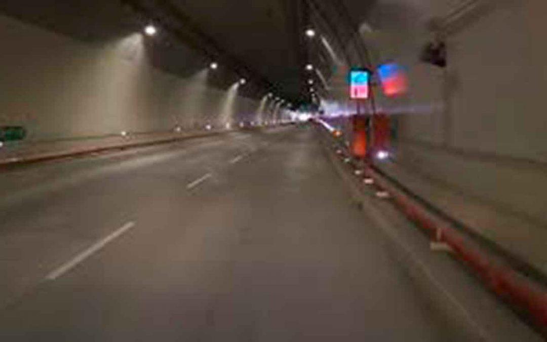 Obras complementarias del túnel de La Línea