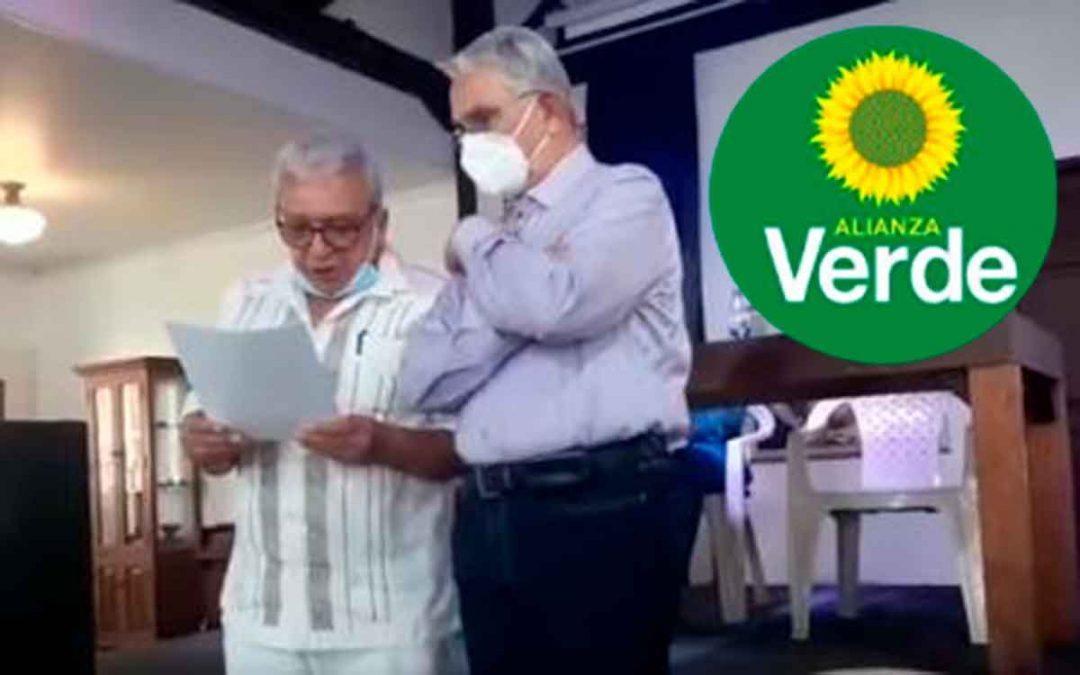 Renunciaron dirigentes del partido Alianza Verde en el Quindío