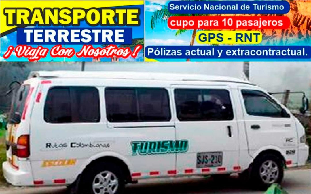 Transporte en el Quindío viajes en buses turísticos