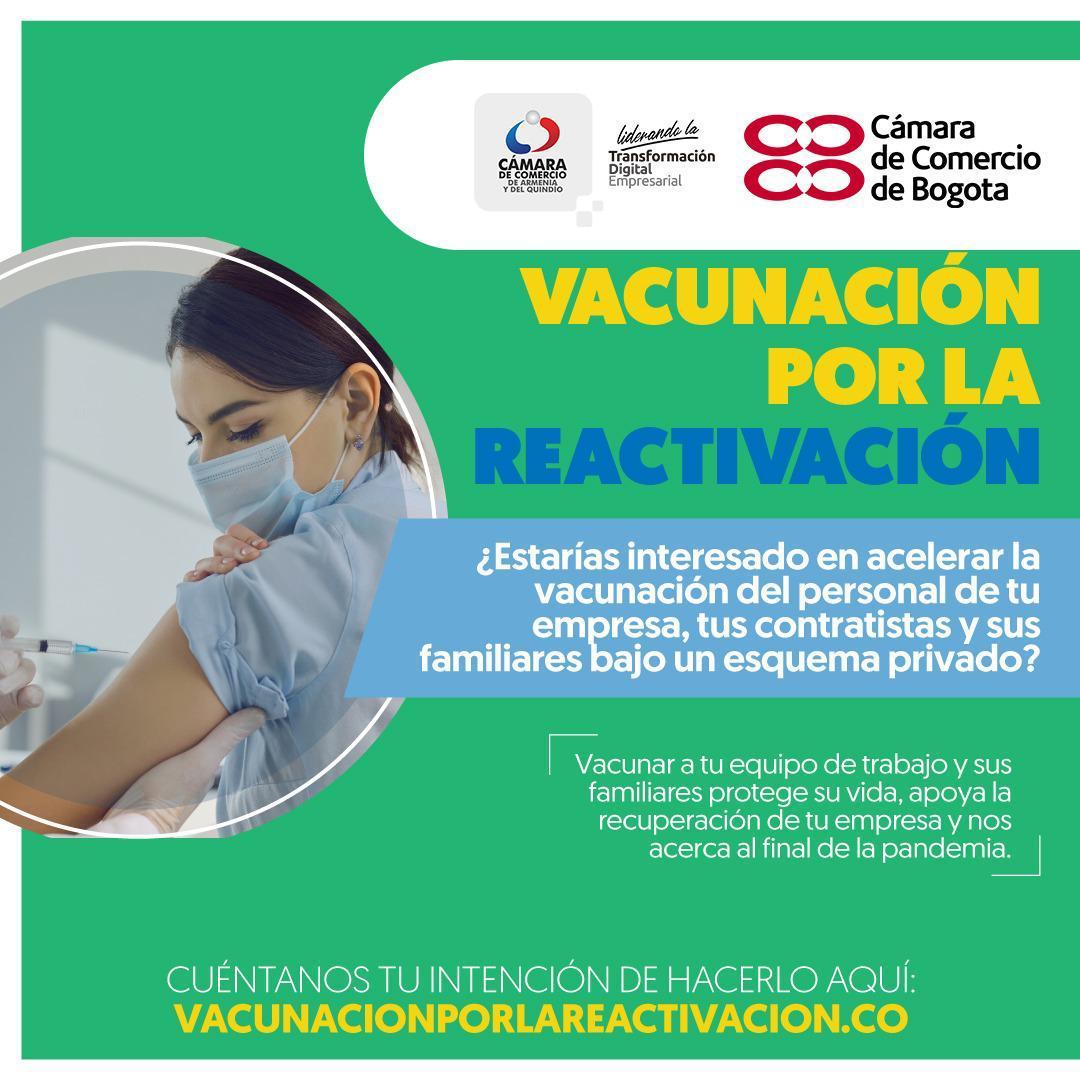Vacunas para las empresas