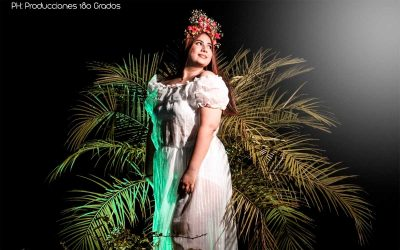 Valeria Arias Alfaro celebró sus 15 años