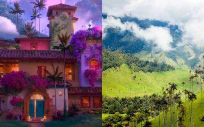 Vea el tráiler de Encanto la película de Disney ambientada en el Valle de Cocora
