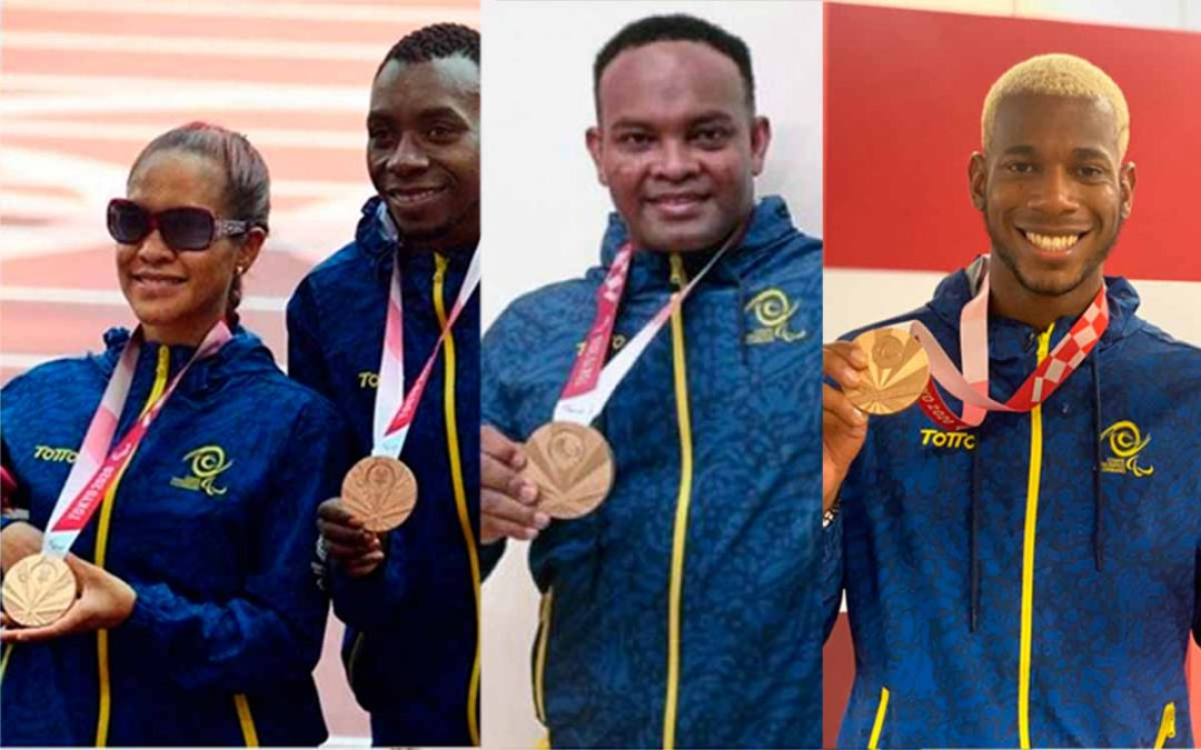 Colombia en los Juegos Paralímpicos de Tokio 2020