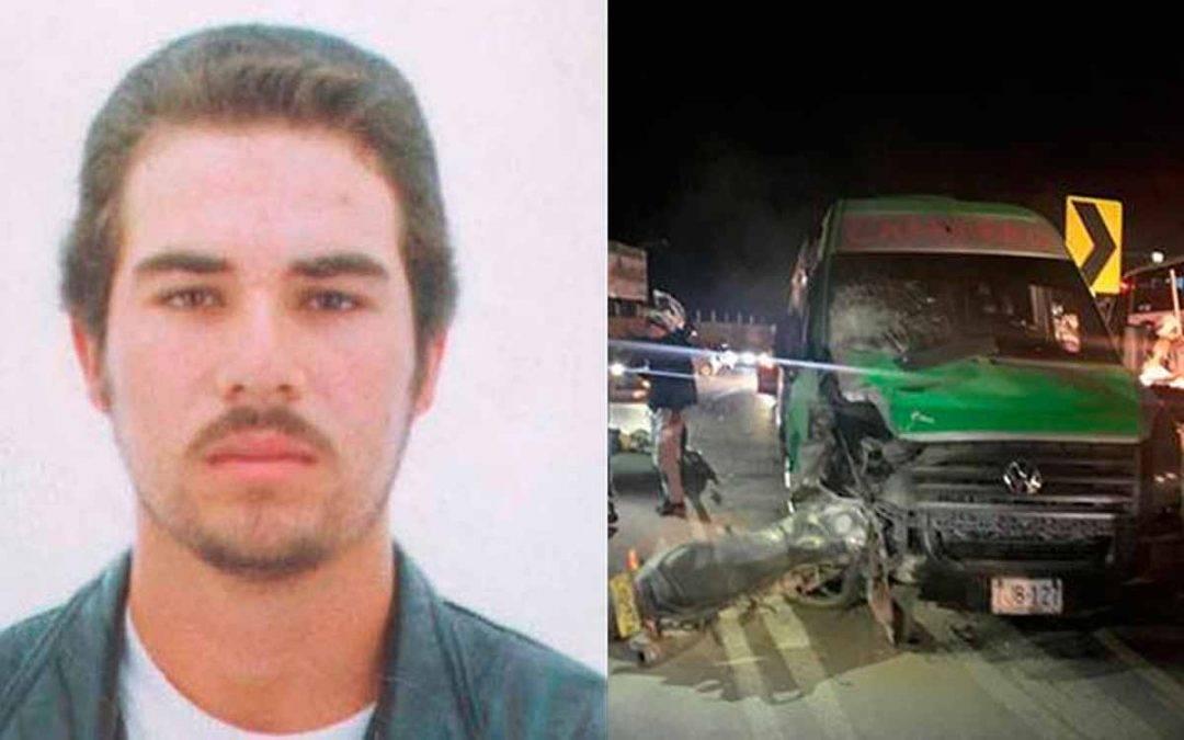 Identificaron a motociclista muerto en la vía Armenia - Circasia