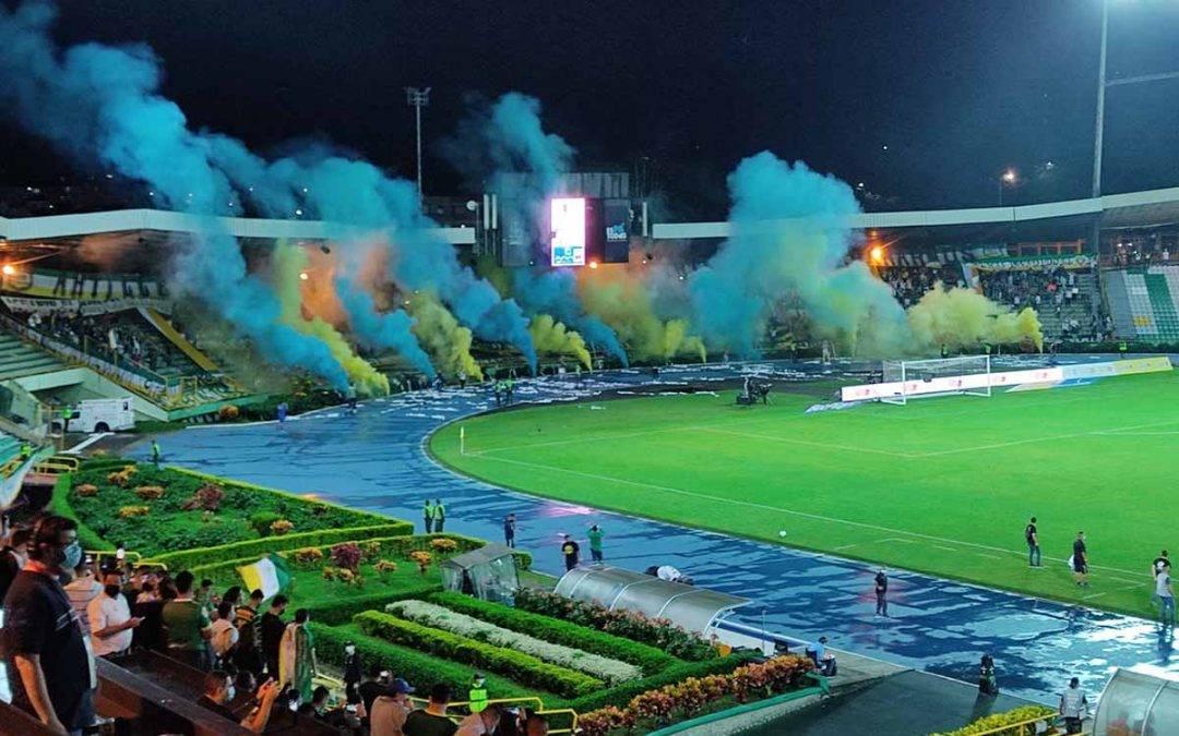 10 mil aficionados podrán asistir al Deportes Quindío vs Pasto en el Centenario