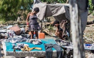 Más de 1.400 muertos deja el terremoto de Haití y ahora se suma una tormenta tropical