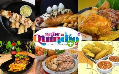 2×1 en 219 restaurantes de los 12 municipios en Festival Sabe a Quindío