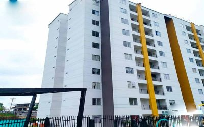 60 familias estafadas en proyecto de apartamentos Montecarlo en Armenia podrían perder su vivienda