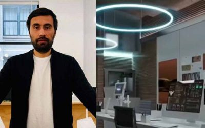 Arquitecto Calarqueño diseñó hábitat para humanos en Marte
