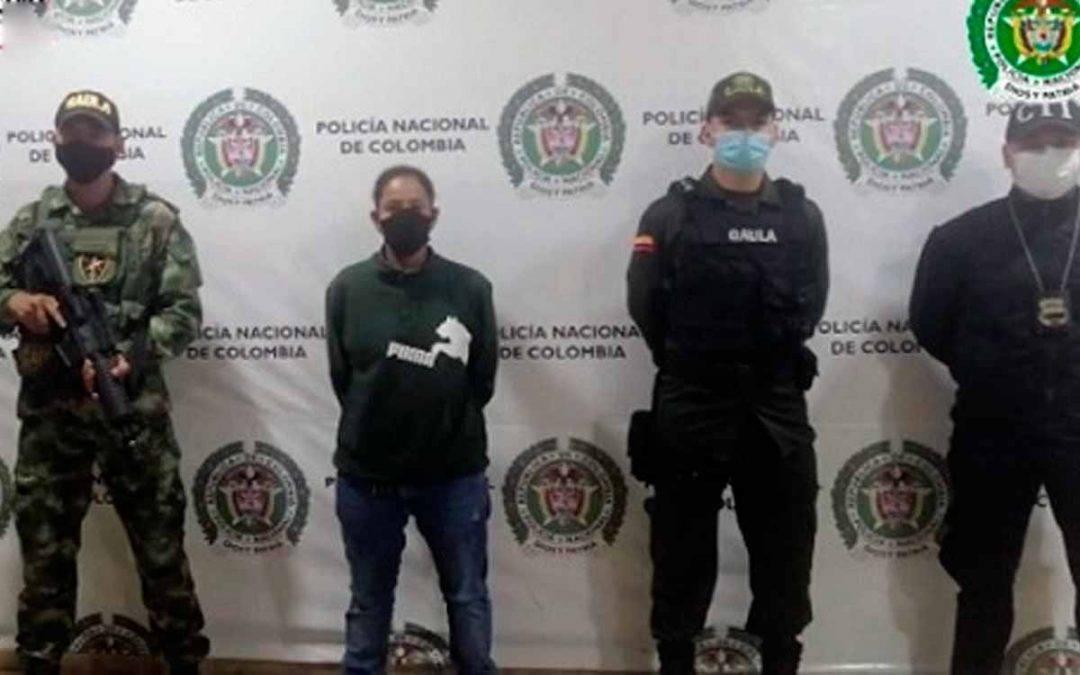 Capturada montenegrina que extorsionaba a su propia mamá y hermana