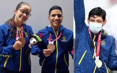 Colombianos sin límites en Tokio 2020. Van 23 medallas en los Juegos Paralímpicos
