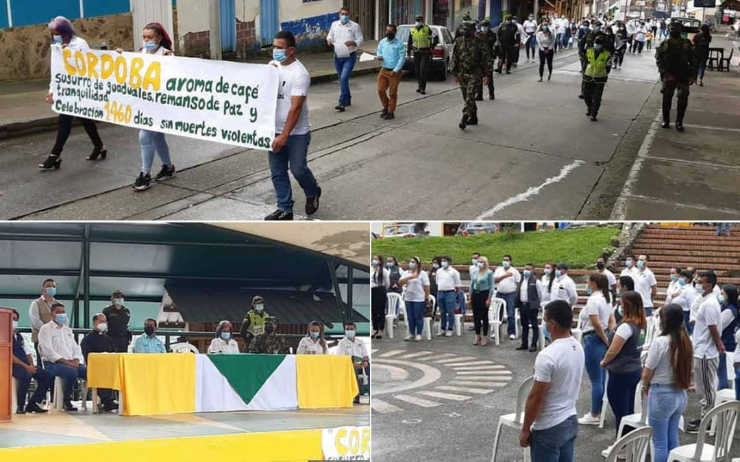 Córdoba celebró 4 años sin homicidios