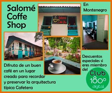 Diseno banner Salome coffe shop nuevo