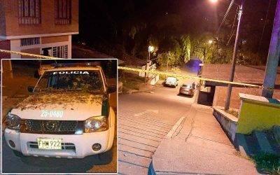 Disidencias de las Farc podrían estar detrás de ataque con explosivos en La Tebaida