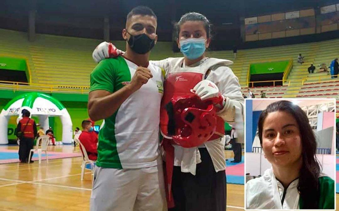 Joven montenegrina logró medalla de oro en torneo nacional de Hapkido