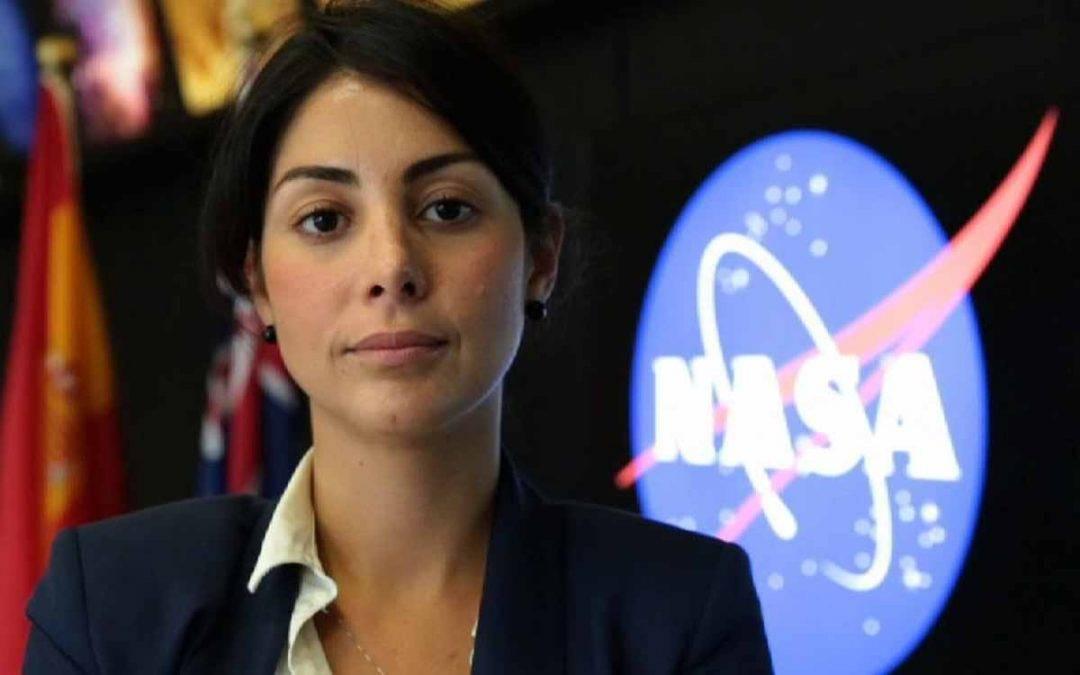 La ingeniera colombiana Diana Trujillo será premiada por la Nasa