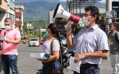 Suteq hizo mitin en Gobernación para exigir pago de su retroactivo salarial 2021