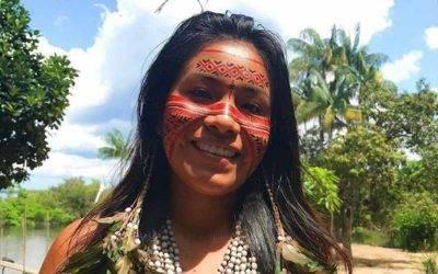 Tiktoker indígena se viraliza mostrando las costumbres de su comunidad