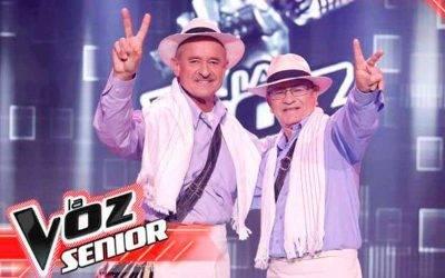Video: Dos quindianos conquistaron al jurado de La Voz Senior de Caracol Televisión