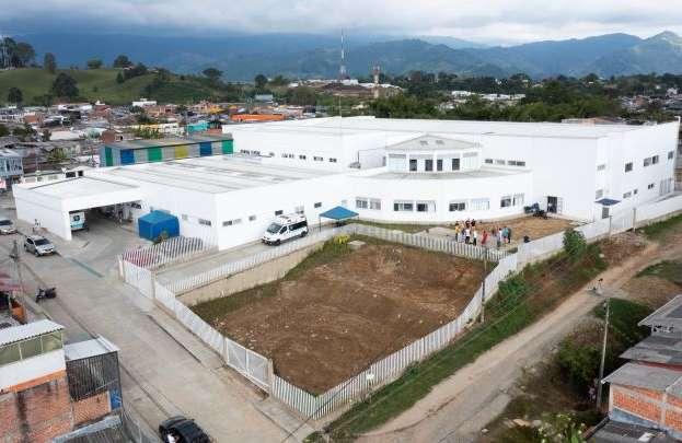 hospital nuevo San Vicente de Paul en Circasia