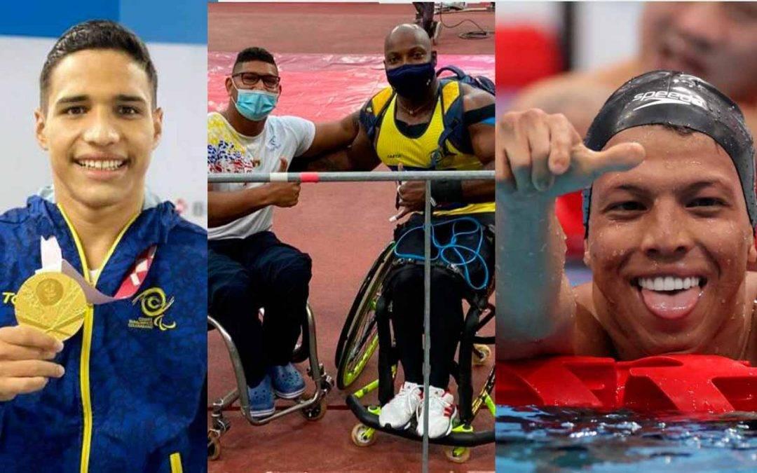 Mejor campaña de Colombia en la historia de los Juegos Paralímpicos