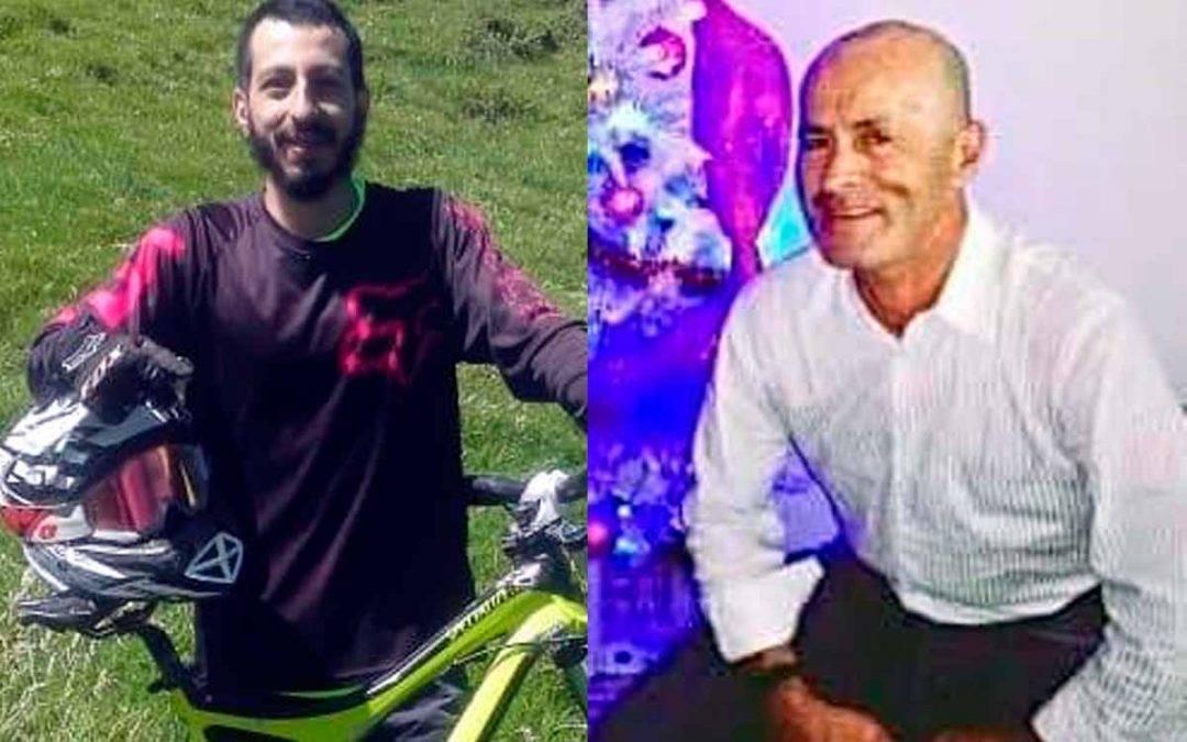 suicidio en Circasia y Barcelona