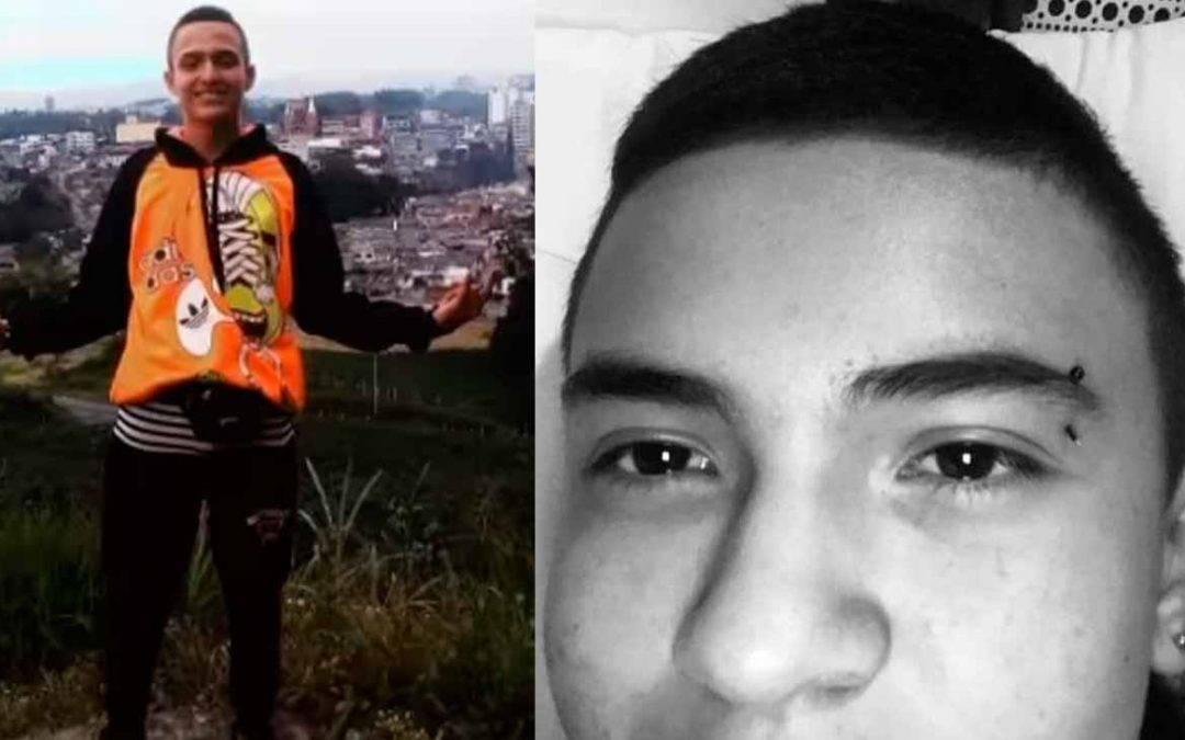 2 menores de edad los ciclistas que murieron en accidente en el Alto del Río de Calarcá